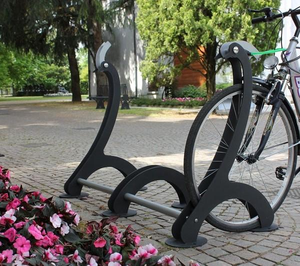 Portabiciclette Modigliani e Arco